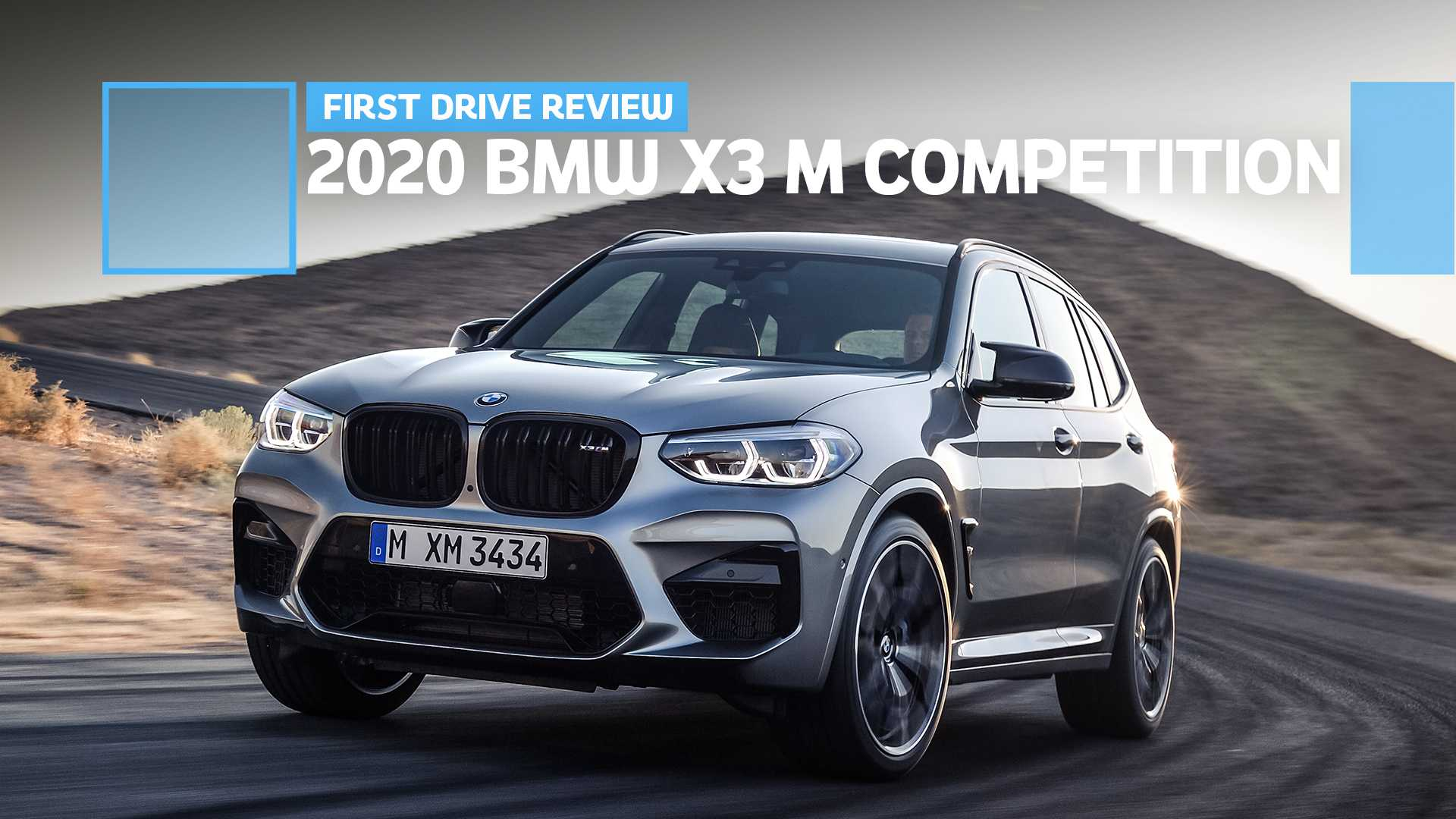 83 The 2020 BMW X3M Ordering Guide Speed Test for 2020 BMW X3M Ordering Guide