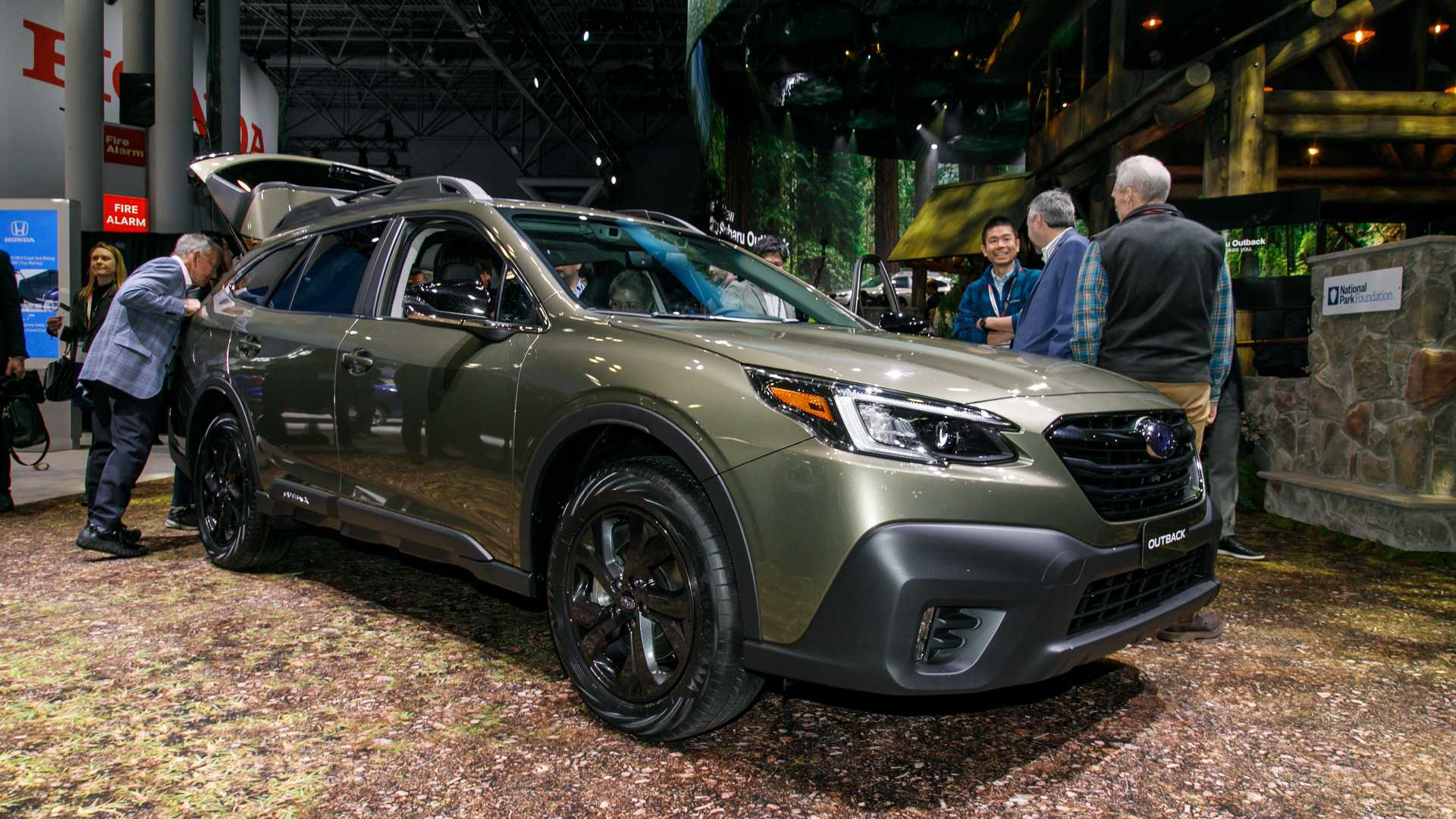 83 The Subaru Outback New Model 2020 Redesign by Subaru Outback New Model 2020