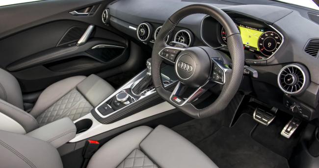 84 All New Audi Tt 2020 Interior Redesign and Concept for Audi Tt 2020 Interior
