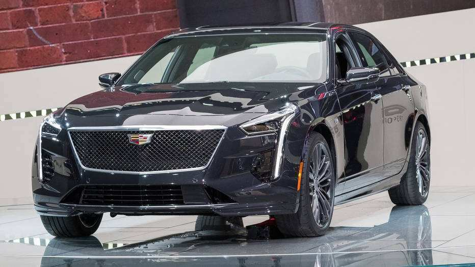 84 Best Review 2020 Cadillac Ct6 V8 Pricing for 2020 Cadillac Ct6 V8