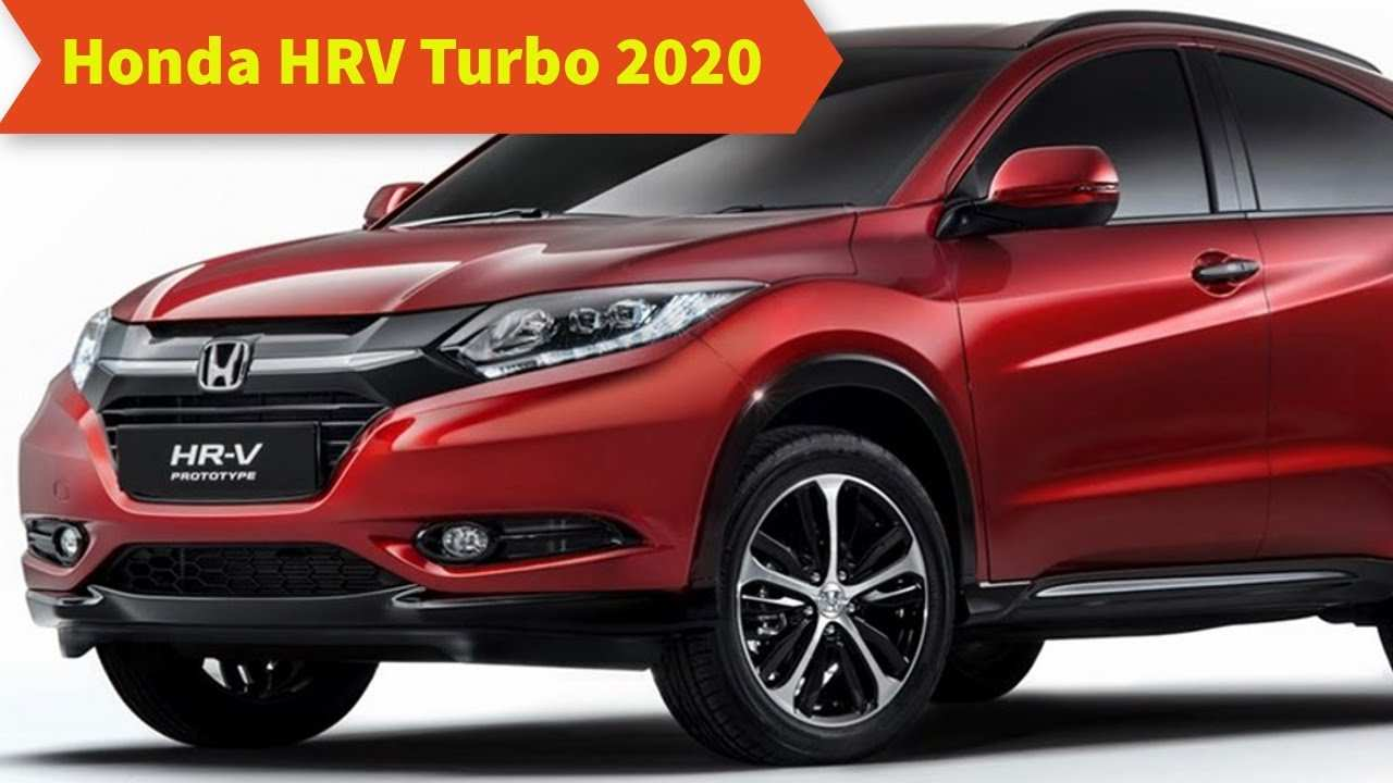 84 Best Review Honda Hrv New Model 2020 Release for Honda Hrv New Model 2020