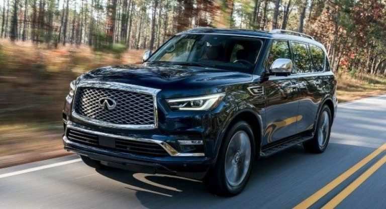84 Best Review Infiniti Qx80 2020 New Concept with Infiniti Qx80 2020