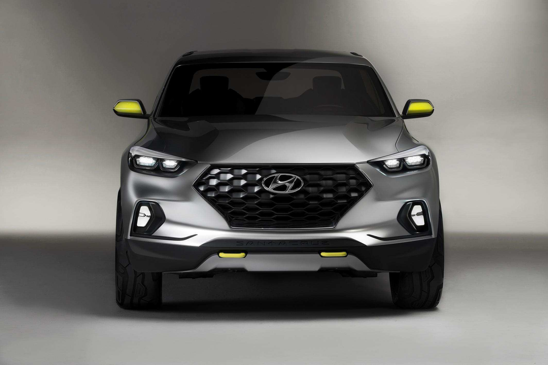 84 Concept of Hyundai Pickup 2020 Pictures by Hyundai Pickup 2020