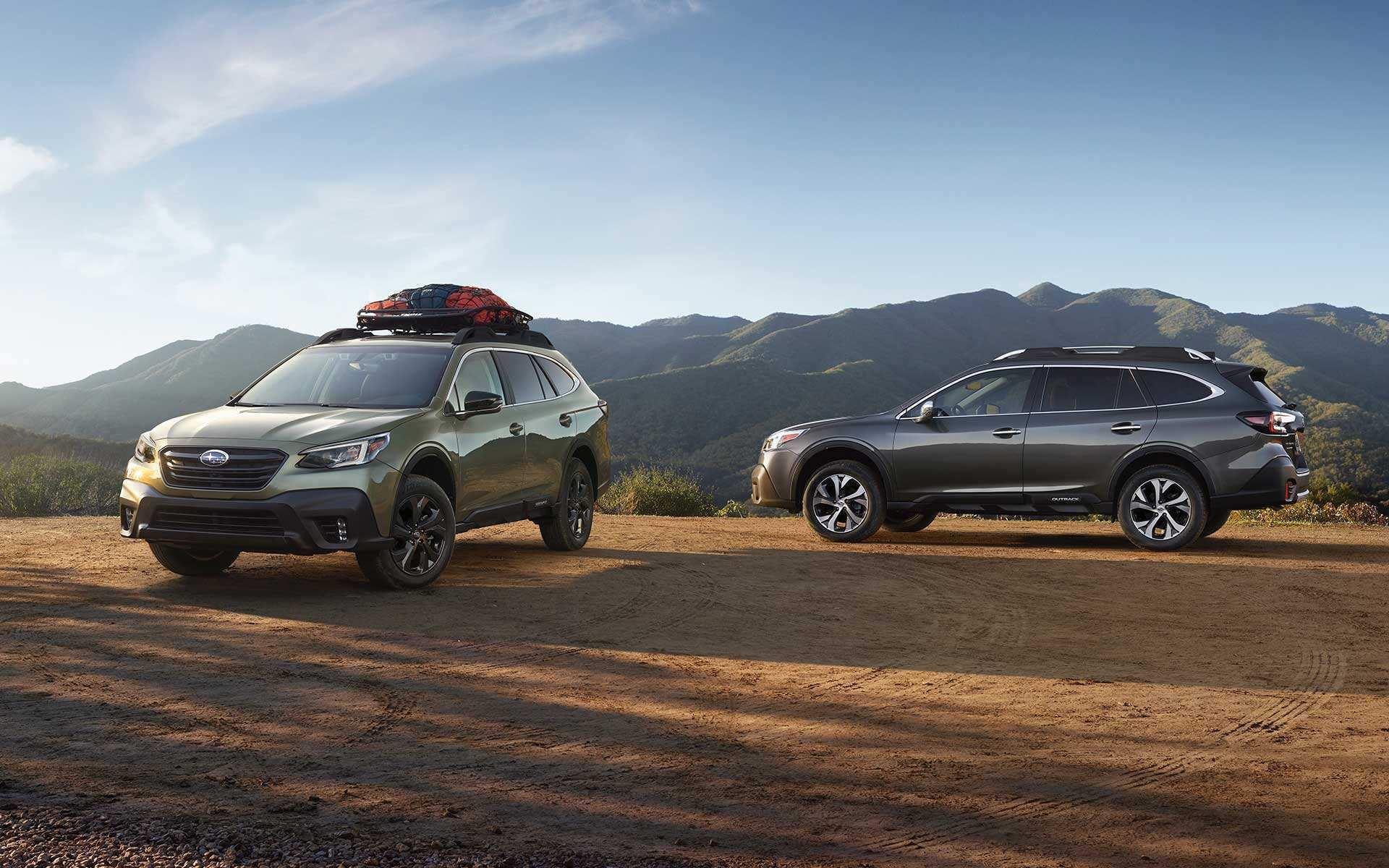84 Concept of Subaru Vision 2020 Style with Subaru Vision 2020