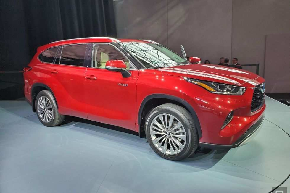 84 Concept of Toyota Kluger New Model 2020 Spesification for Toyota Kluger New Model 2020