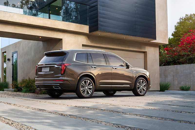 84 Gallery of 2020 Cadillac Xt6 Gas Mileage Price by 2020 Cadillac Xt6 Gas Mileage