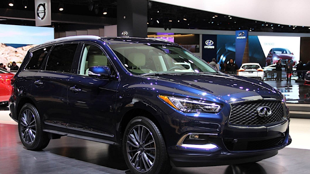 84 Gallery of All New Infiniti Qx60 2020 Wallpaper with All New Infiniti Qx60 2020