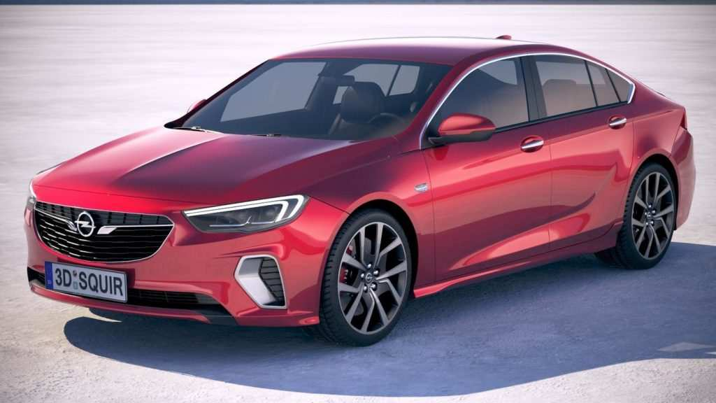 84 Gallery of Opel Insignia Opc 2020 Price by Opel Insignia Opc 2020