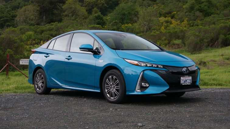 84 Gallery of Toyota Prius Prime 2020 Style for Toyota Prius Prime 2020