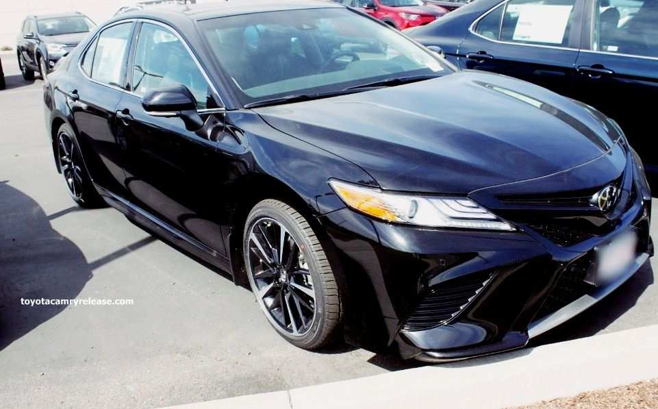 84 Great 2020 Toyota Camry Xse V6 Specs and Review with 2020 Toyota Camry Xse V6