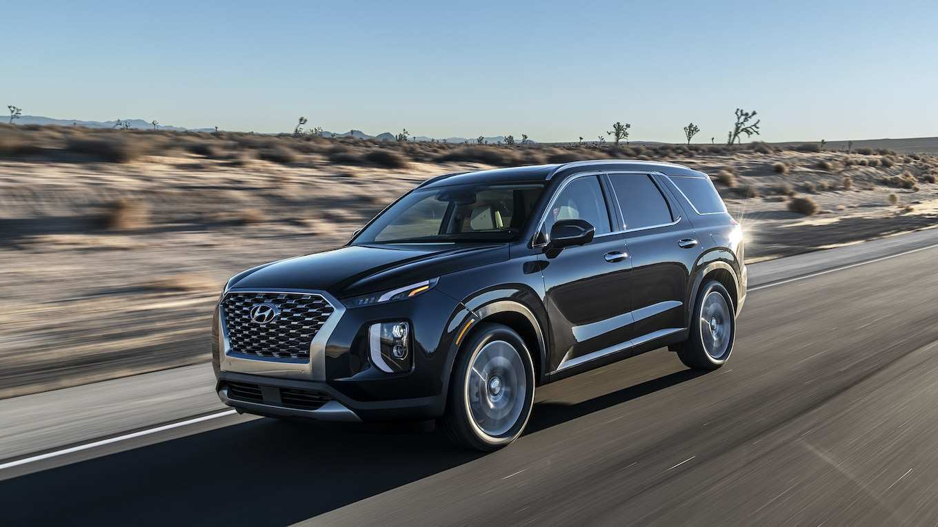 84 Great Hyundai Palisade 2020 Specs Performance by Hyundai Palisade 2020 Specs