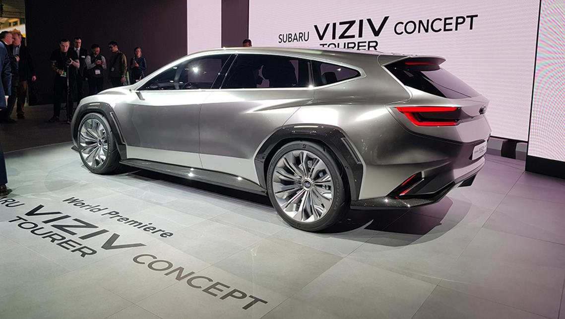 84 Great Subaru Concept 2020 Rumors for Subaru Concept 2020
