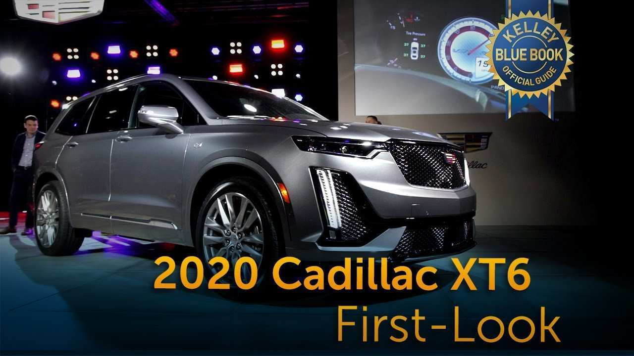 84 New 2020 Cadillac Xt6 Review Redesign by 2020 Cadillac Xt6 Review