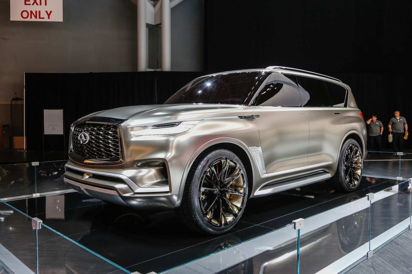 84 New 2020 Infiniti Qx80 Concept Speed Test by 2020 Infiniti Qx80 Concept