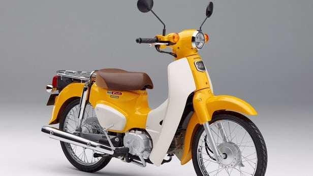 84 New Honda Super Cub 2020 Spesification with Honda Super Cub 2020