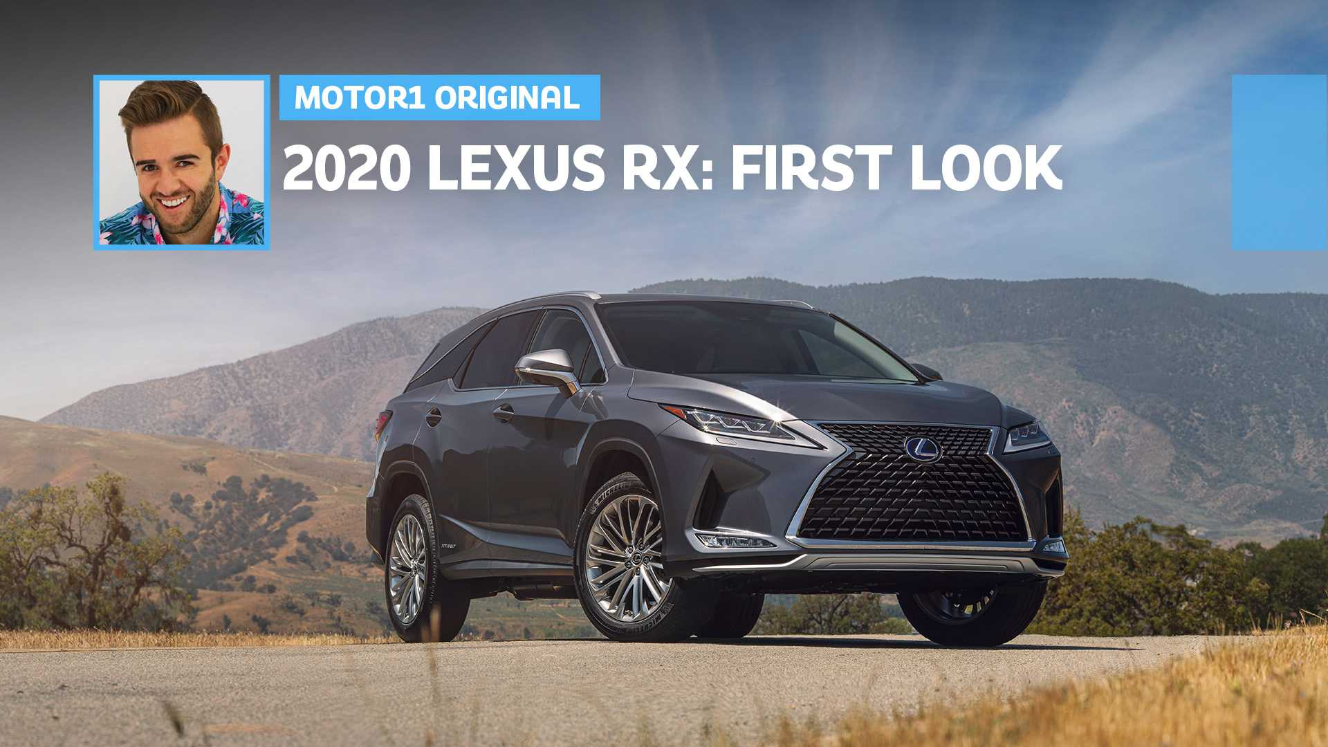 84 New Lexus Rx Update 2020 Reviews with Lexus Rx Update 2020