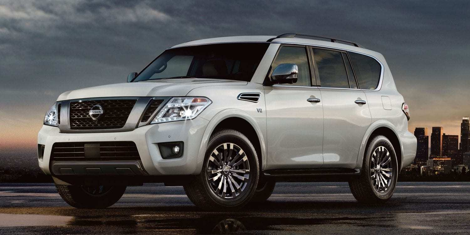 84 New Nissan Armada 2020 Price Research New for Nissan Armada 2020 Price