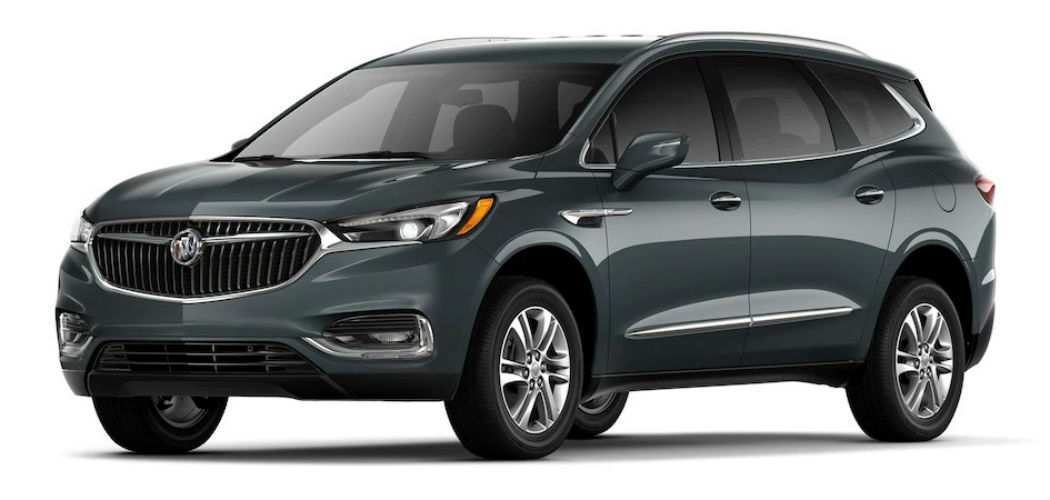 85 All New 2020 Buick Enclave Colors Style with 2020 Buick Enclave Colors
