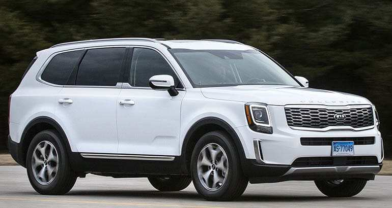 85 All New 2020 Kia Telluride Vs Honda Pilot Reviews with 2020 Kia Telluride Vs Honda Pilot