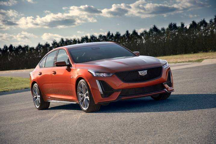 85 Best Review 2020 Cadillac Ct5 Release Date Pictures by 2020 Cadillac Ct5 Release Date