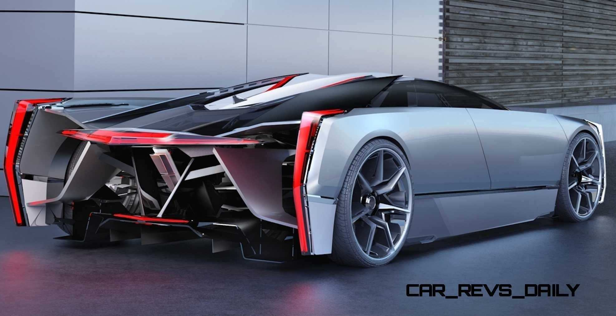 85 Best Review Cadillac Supercar 2020 First Drive for Cadillac Supercar 2020