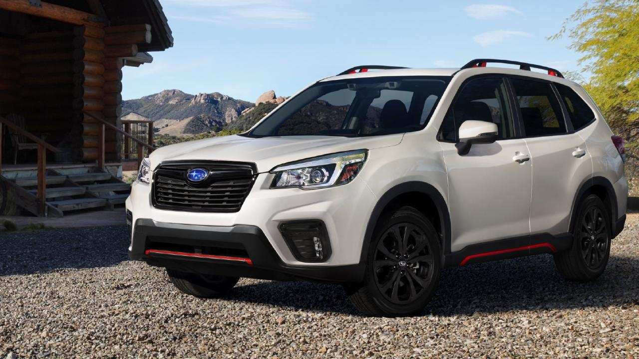 85 Best Review Subaru Forester Hybrid 2020 Picture with Subaru Forester Hybrid 2020