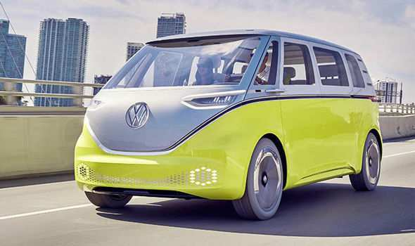 85 Concept of 2020 Electric Volkswagen Bus Images by 2020 Electric Volkswagen Bus
