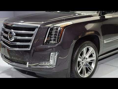 85 Concept of Cadillac Escalade 2020 Interior Exterior for Cadillac Escalade 2020 Interior