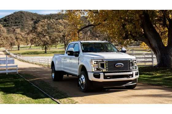 85 Concept of Ford Dually 2020 Overview by Ford Dually 2020