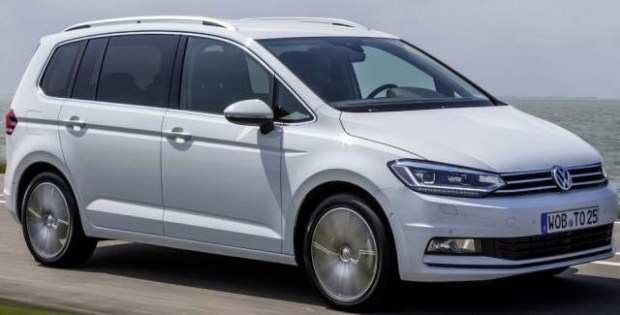 85 Concept of Volkswagen Touran 2020 New Concept with Volkswagen Touran 2020