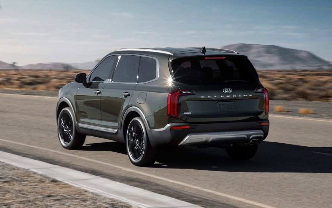 85 Great 2020 Kia Telluride Sx Interior Price by 2020 Kia Telluride Sx Interior