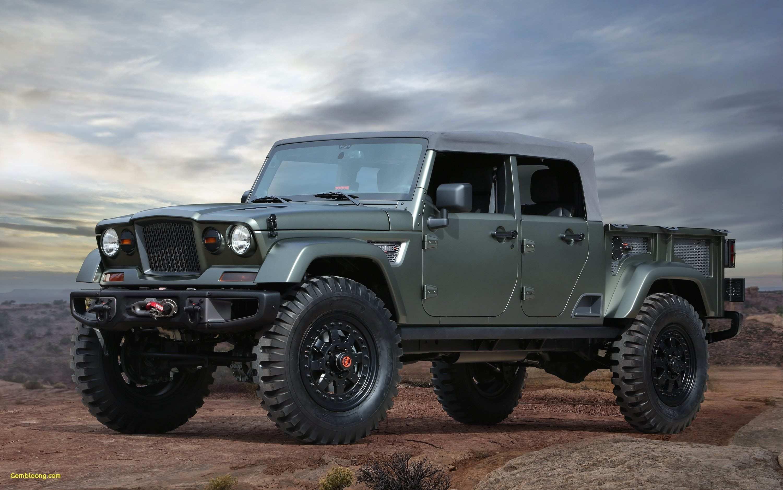 85 New Jeep Comanche 2020 Reviews with Jeep Comanche 2020