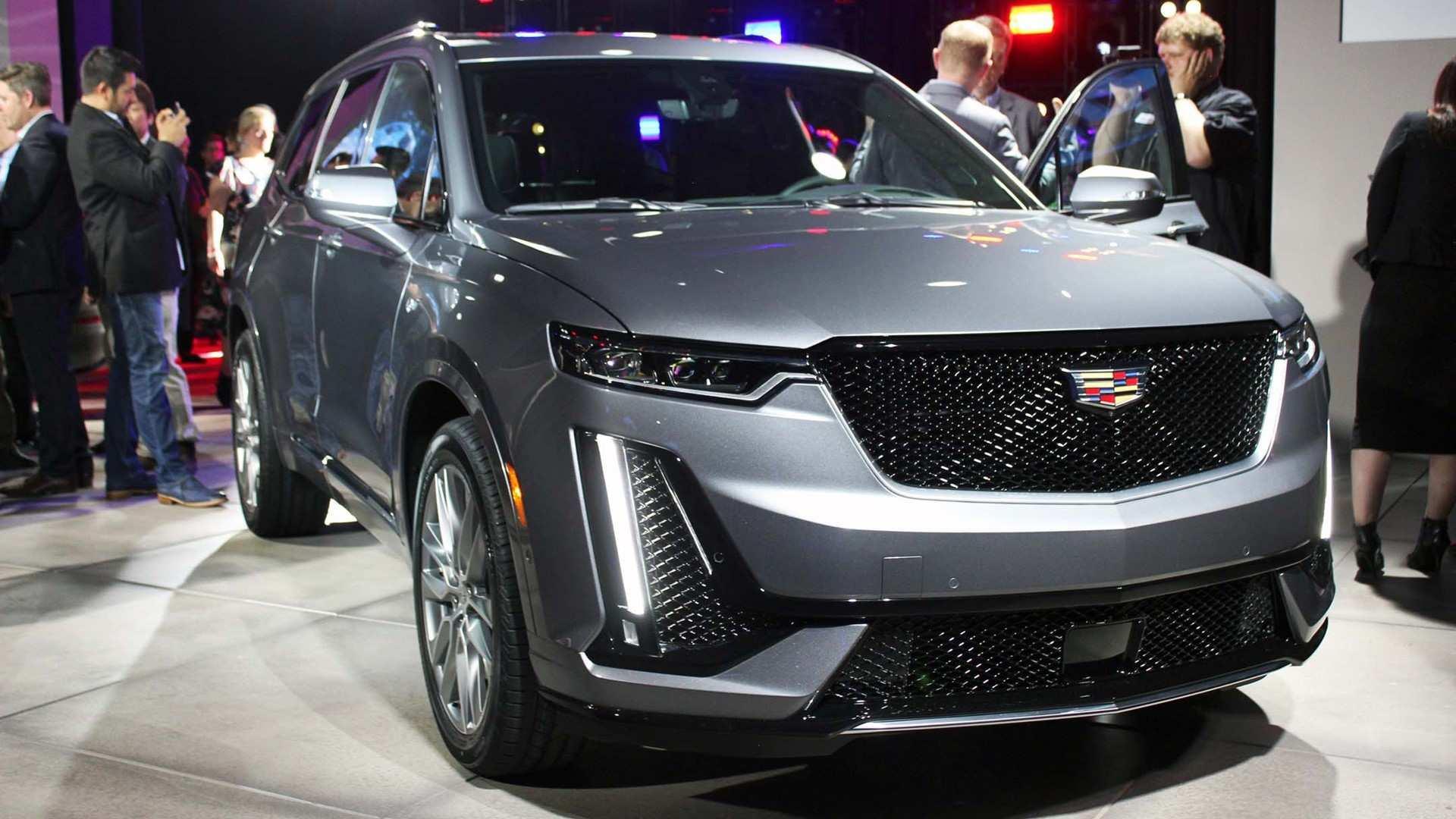 85 The 2020 Cadillac Xt6 Length Engine with 2020 Cadillac Xt6 Length