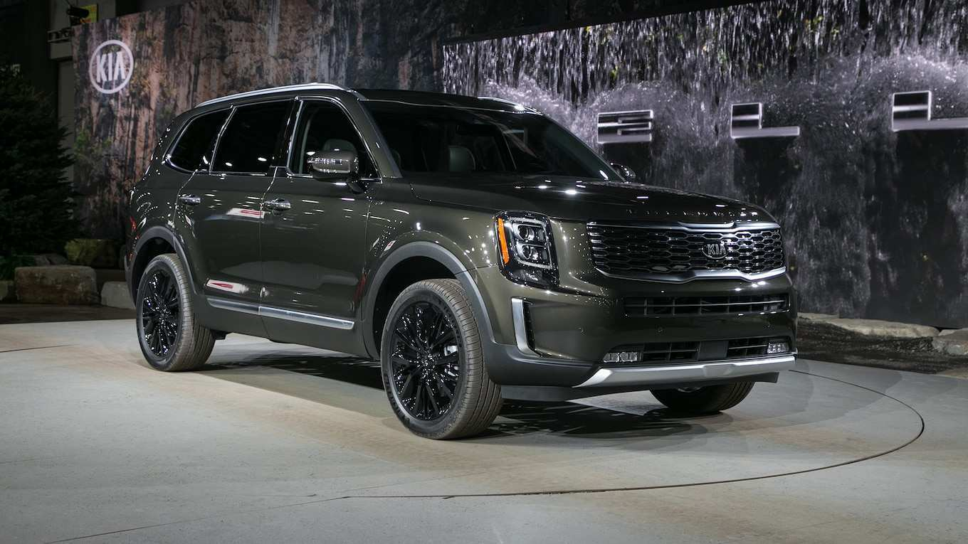 85 The 2020 Kia Telluride Mpg Price and Review with 2020 Kia Telluride Mpg