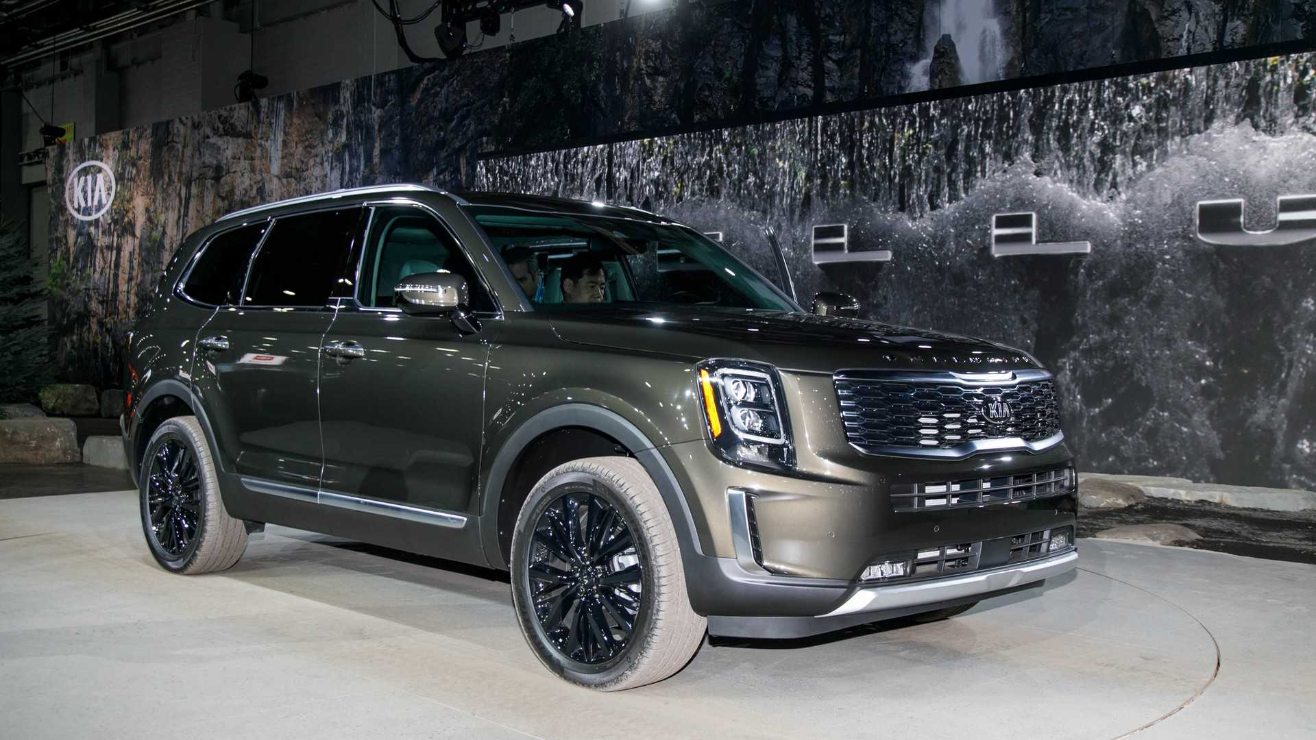 85 The 2020 Kia Telluride Trim Levels Redesign for 2020 Kia Telluride Trim Levels