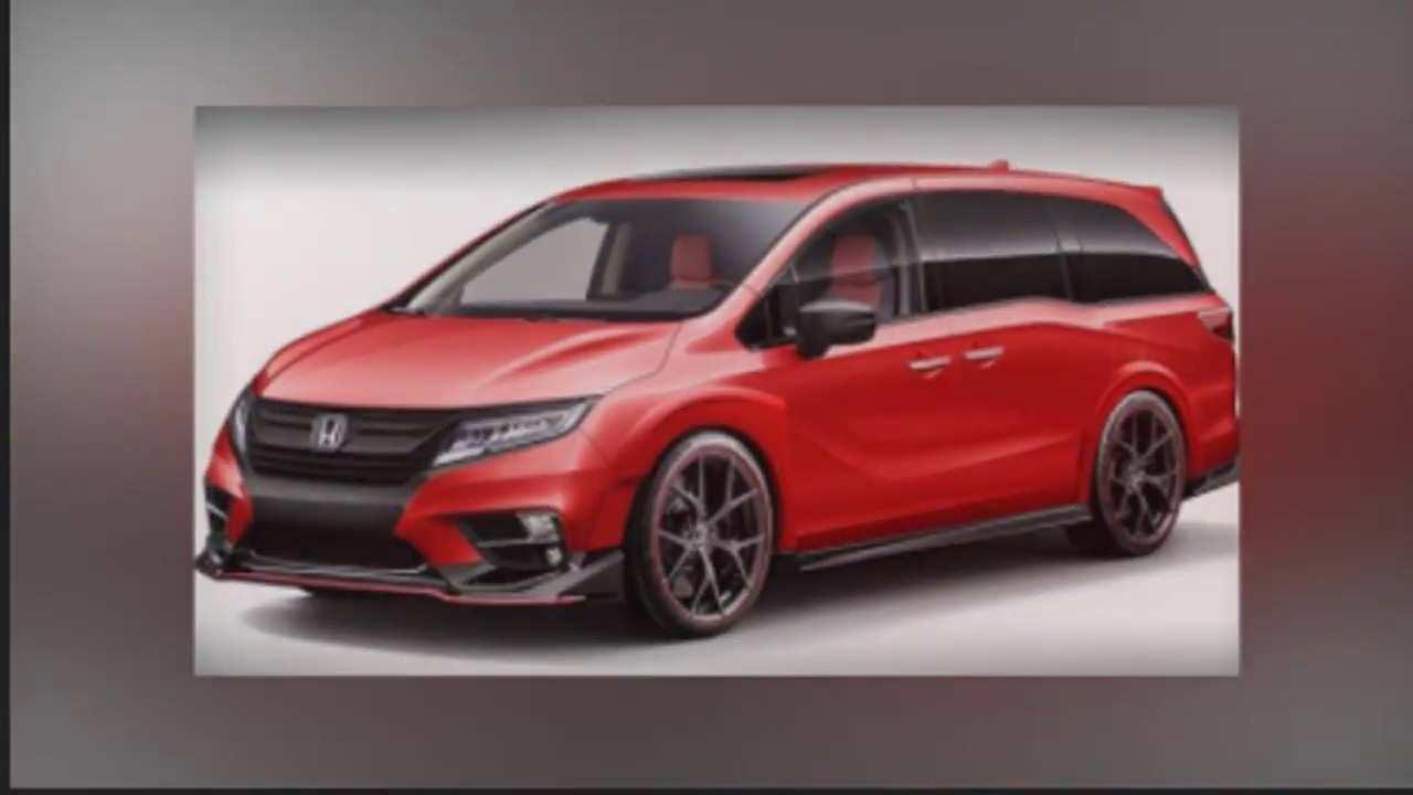 85 The Honda Odyssey 2020 Australia Rumors with Honda Odyssey 2020 Australia