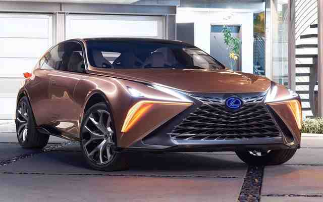 85 The Lexus Lf 1 Limitless 2020 Images by Lexus Lf 1 Limitless 2020