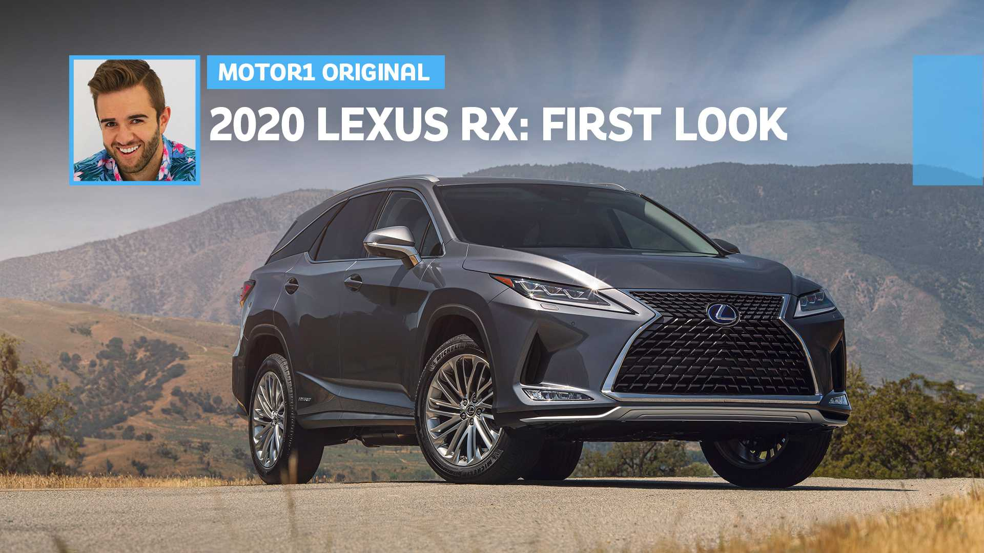 85 The Lexus Rx Update 2020 Pictures by Lexus Rx Update 2020