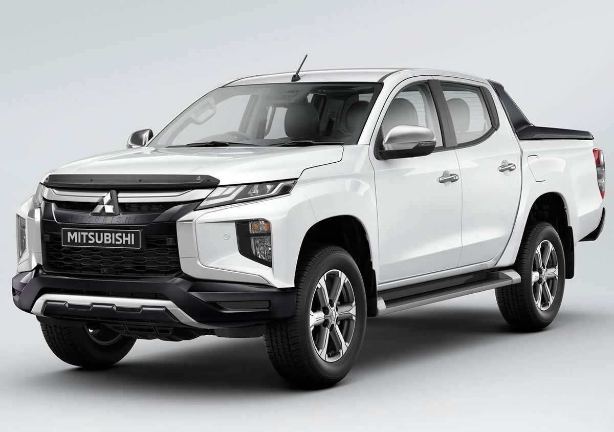 85 The Mitsubishi Pickup 2020 Redesign and Concept with Mitsubishi Pickup 2020