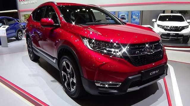 85 The What Will The 2020 Honda Crv Look Like Price by What Will The 2020 Honda Crv Look Like
