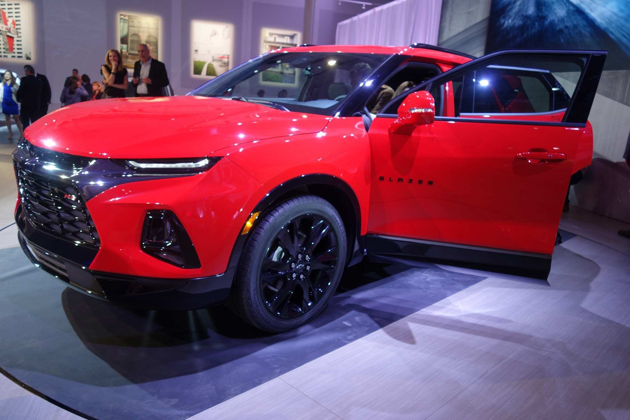 86 All New Chevrolet Blazer 2020 Ss With 500Hp New Review with Chevrolet Blazer 2020 Ss With 500Hp