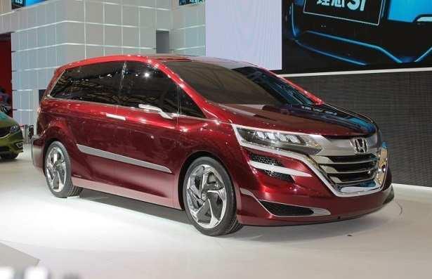 86 All New Honda Odyssey 2020 Australia Performance and New Engine by Honda Odyssey 2020 Australia