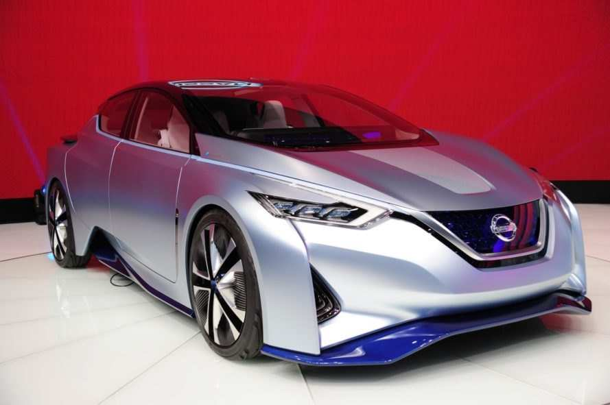 86 All New Nissan Ids 2020 Redesign and Concept by Nissan Ids 2020