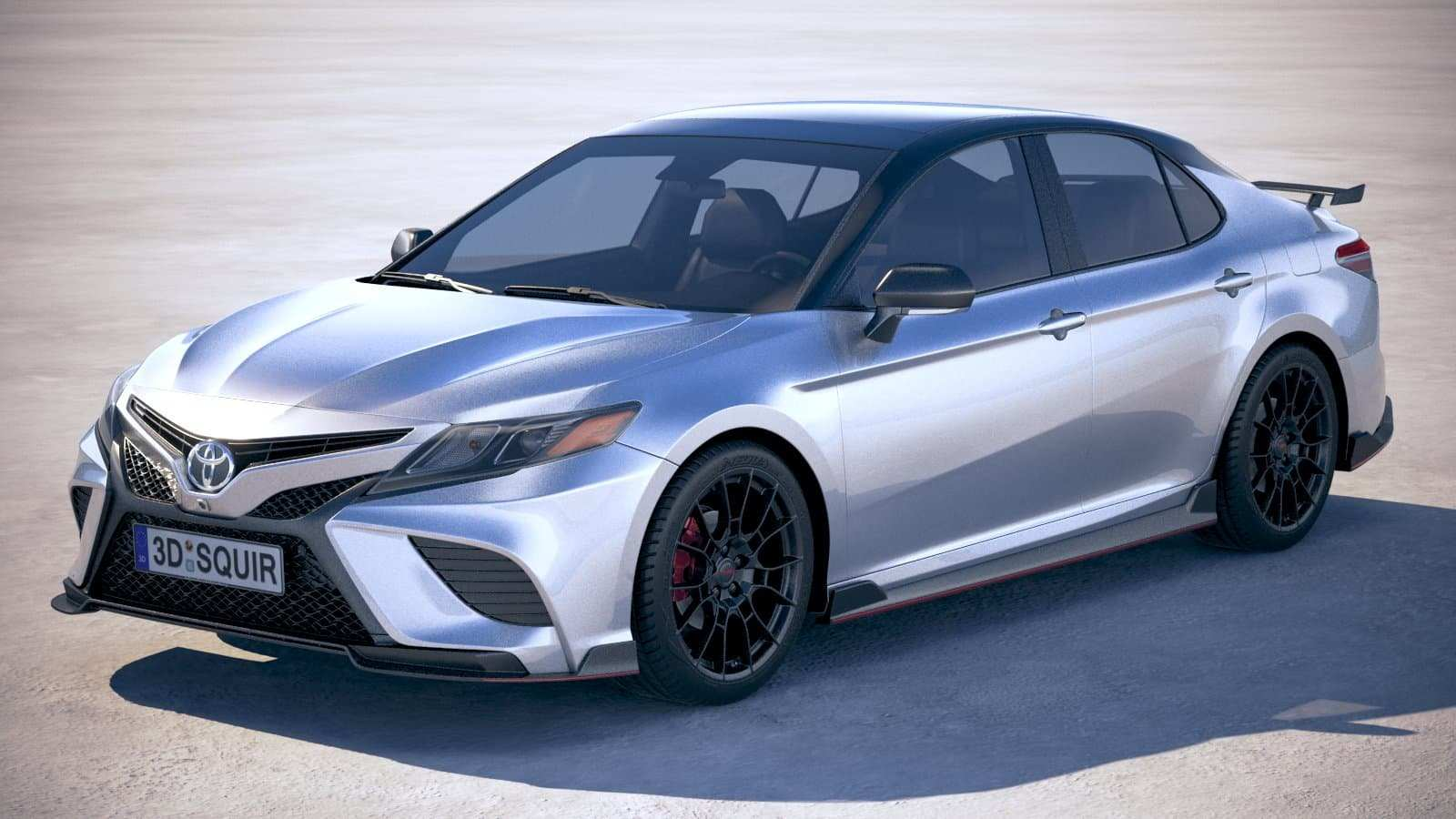 86 All New Toyota Camry 2020 Model Model by Toyota Camry 2020 Model
