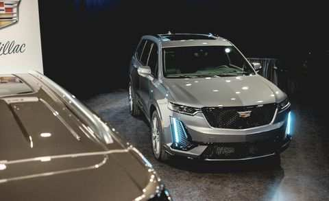 86 Concept of 2020 Cadillac Xt6 Review Interior by 2020 Cadillac Xt6 Review