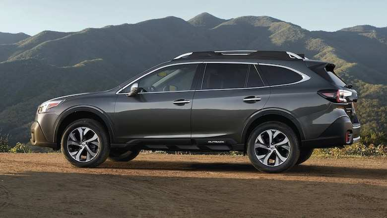 86 Concept of 2020 Subaru Outback Dimensions Configurations for 2020 Subaru Outback Dimensions