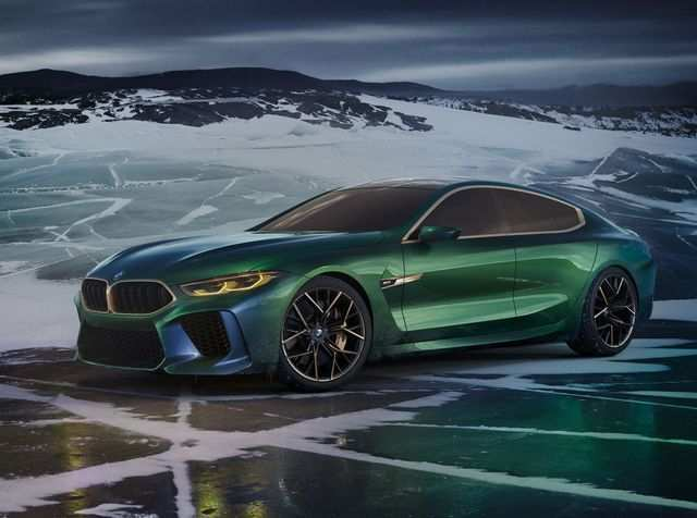 86 Concept of BMW M6 2020 Engine by BMW M6 2020