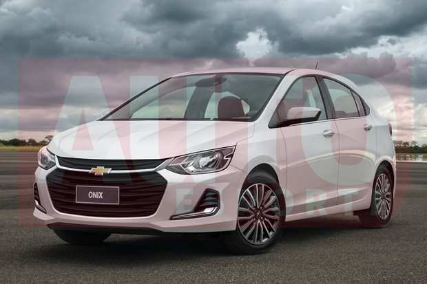 86 Concept of Chevrolet Novo Prisma 2020 Picture by Chevrolet Novo Prisma 2020