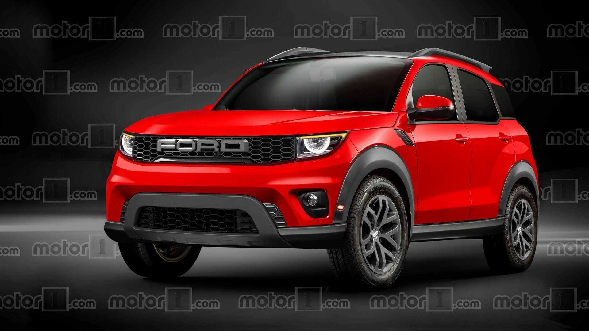 86 Concept of Ford Baby Bronco 2020 Wallpaper for Ford Baby Bronco 2020