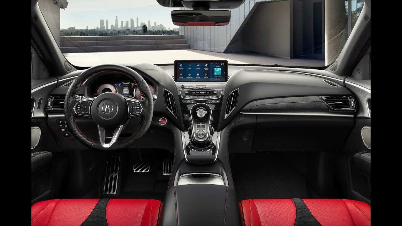 86 Gallery of 2020 Acura Mdx Interior Exterior with 2020 Acura Mdx Interior